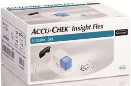 Accu-Chek Insight Flex Set 8mm/100cm