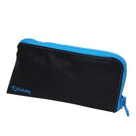 Diabetikertasche - Nylon, farbig - 19 x 10 x 5,5cm - diabag SUNNY (groß)