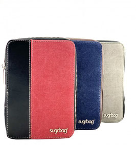 Sugrbag Charge - Leder/Canvas inkl. Powerbank