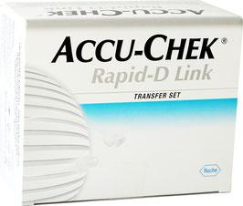 Accu-Chek Rapid-D Link Transfer Set 70 cm - 10 St