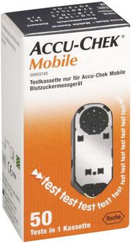Accu-Chek Mobile - Testkassette - 50 St
