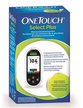 Testgeräte - One Touch Select Plus Set mg/dl - Blutzuckermessgerät
