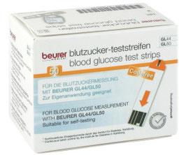 GL44/50/50 evo - Blutzuckerteststreifen - 50 St