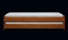 Set MAMBO in  amerikanische Kirsche  -  2 Rahmen, 2 Klammern und Bolzen