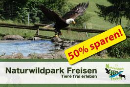 Naturwildpark Freisen - Ticket