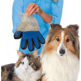 Fellhandschuh für die Fellpflege!