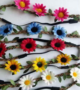 Summer-Style Haarband