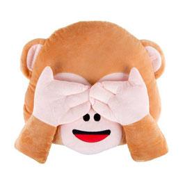 Whatsapp Emoji Kissen: Die drei Affen