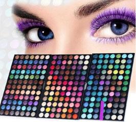 CRAZY Lidschattenpalette mit 252 Farben - für Beauty Junkies
