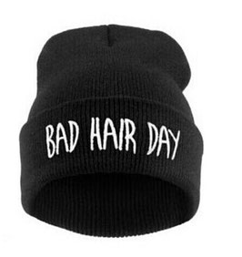 Bad Hair Day Statement Cap