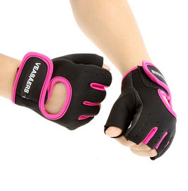 TREND Gym-Trainingshandschuhe in pink