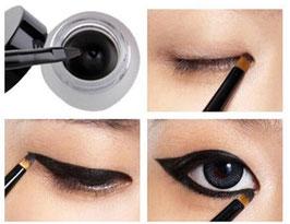 TREND Black Liquid Eyeliner Waterproof