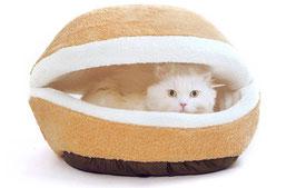 Burgerkatzenbett