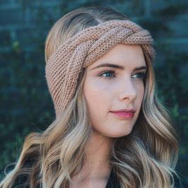 Haarband für kühle Tage
