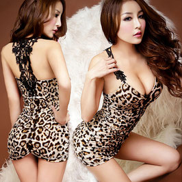 Sexy Dress im Leopardstyle