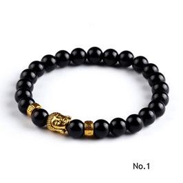 KLASSIKER Buddha-Armband für Dein Style-Karma