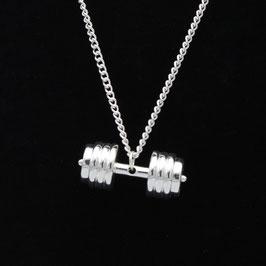 Hantel-Halskette