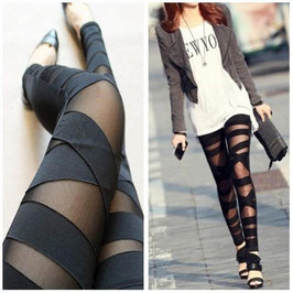 Sexy Bandage Leggings