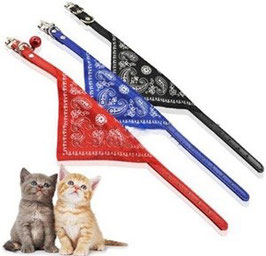 Bandana Katzenhalsband
