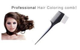 Professioneller Haarfärbe-Kamm