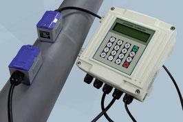 Caudalímetro ultrasonidos no invasivo