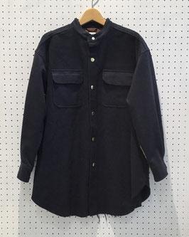 YuumiARIA CPOスタンドカラーシャツ