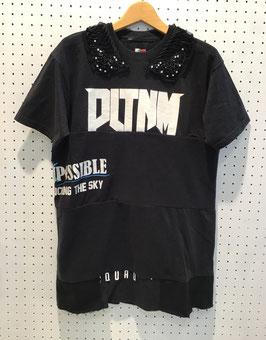 Yuumi ARIA パッチワークTシャツ ②