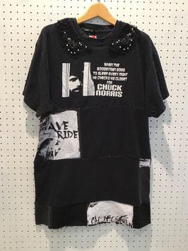 Yuumi ARIA パッチワークTシャツ ①