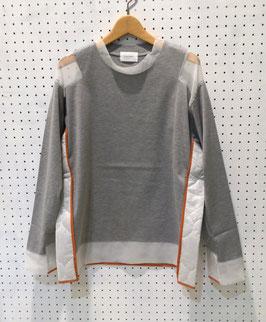 Harikae Quliting top (L/gray)
