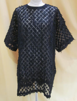 mint designs カットJQ Tシャツ(black)