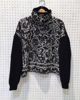 Harikae Jacqard sweater