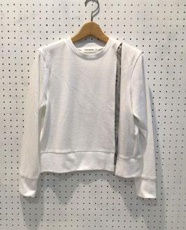 NAKAGAMI  シフォンプルオーバー(white)