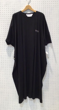 オーバーサイズドレス(BLACK)