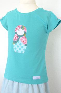 Kurzarm-Shirt Babushka