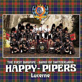 """CD """"Happy-Pipers Lucerne"""""""