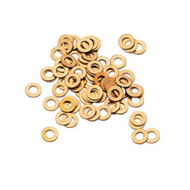 Proline brass spoke washers