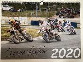 Sumo fighters Kalender 2020