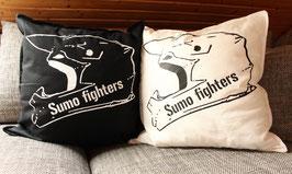 Sumo fighters Kissen