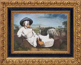 """""""Goethe in der römischen Campagna"""""""