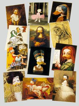 Postkartenset mit 12 Karten / Set #2