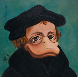 "Pflegetuch ""Martin Luther"""