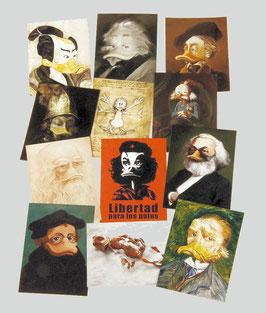 Postkartenset mit 12 Karten / Set #1