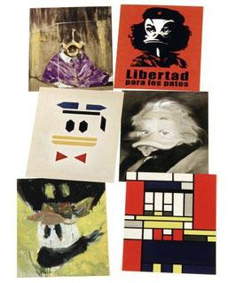 Postkartenset mit 6 Karten / Set #13