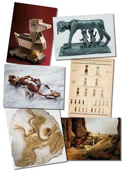 Postkartenset mit 6 Karten / Set #1