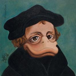 """""""Martin Luther"""" Schnabelschutz"""