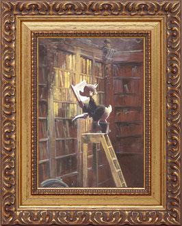 """""""Der Bücherwurm"""""""