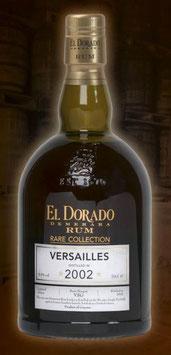 El Dorado  Versailles Rare Collection 2002 70 cl. 63 Vol %