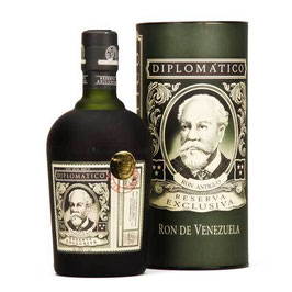 Rum Diplomatico Reserva Exclusiva 70 cl. 40% Vol.