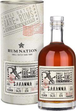 Rum Nation Savanna 54.2%    70 cl.