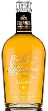 WILLIAMS GOLD - CHRISTBIRNENBRAND - BARRIQUE 2 JAHRE